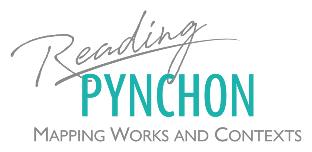 XXXL Logo for Reading Pynchon