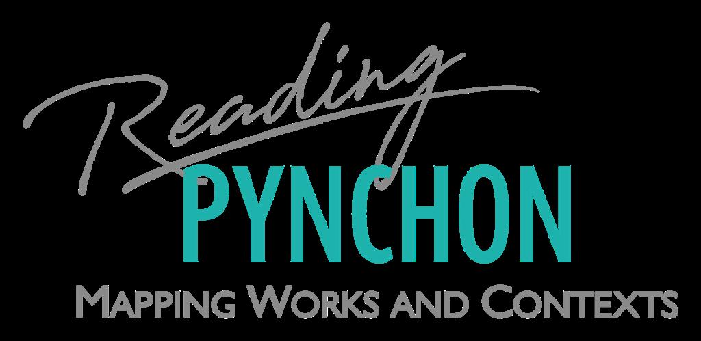 XXXL Logo for Reading Pynchon